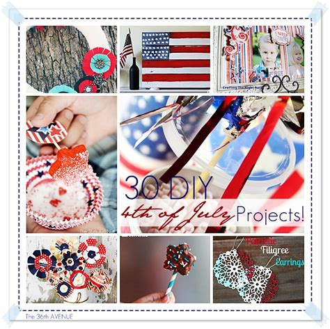 fourth of july diy 30 diy fourth of july projects the 36th avenue