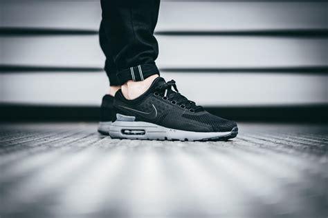 Sepatu Nike Airmax Zero Black nike air max zero quickstrike black grey 171 footwear 171 loopclothing
