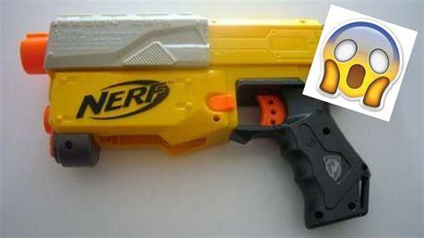 spray paint nerf spray painting nerf gun mystery color