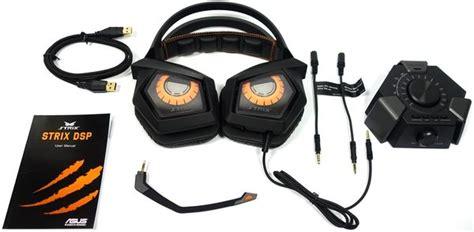 Headset Asus Strix Dsp asus strix dsp gaming headset review ahotik