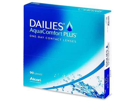 aqua comfort dailies dailies aquacomfort plus 90 lenses lenses contact co uk