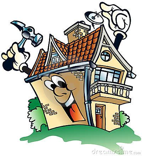 house repair chains cliparts