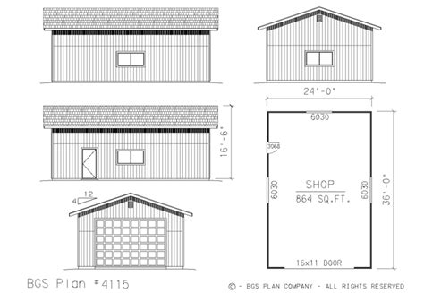 Plans For Building A Garage | building plans garage getting the right 12 215 16 shed plans