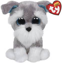 ty beanie boo whiskers dog toy mighty ape australia