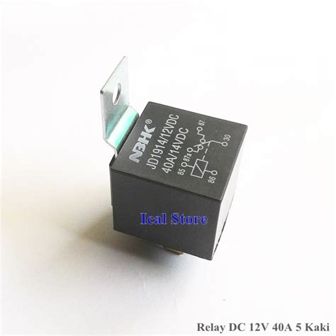Relay 5 Volt Dc 12 volt relay wiring need part jd 1914 12v 40a relay