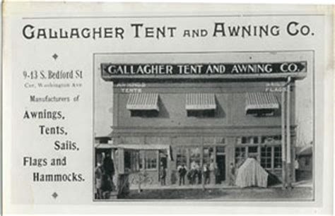 gallagher tent and awning about gallagher tent and awning
