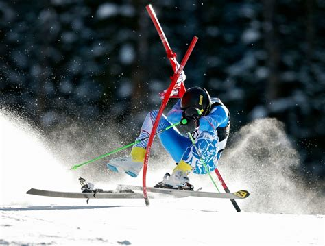 Alpine Race Top best world cup crashes of 2015 16 skiracing