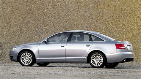 Audi A6 Fastback by Audi A6 2004 To 2008 187 Definitive List Cars