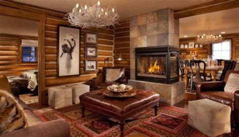 sala rustica sala rstica con mesa de madera