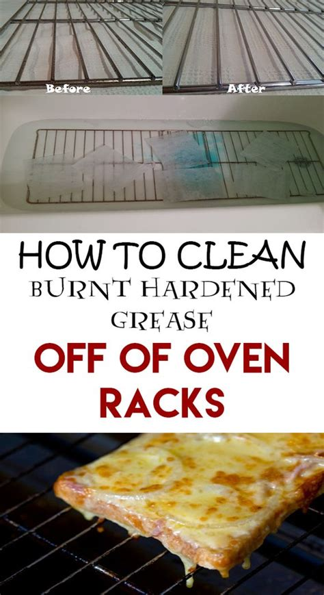 How To Clean A Grill Rack by How To Clean Burnt Hardened Grease Of Oven Racks