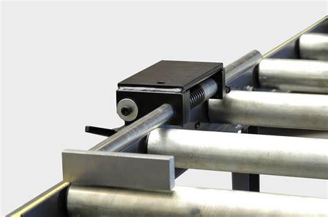 afkortzaag aluminium profielen rollenbaan systeem t klaassen machines bv
