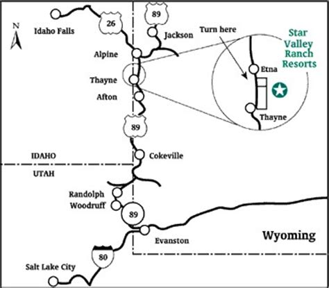 26 brilliant star valley wyoming map – bnhspine.com