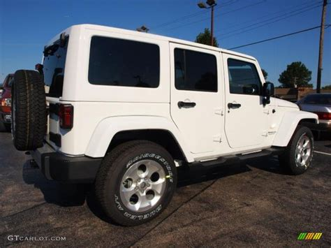 new jeep wrangler white 2014 jeep wrangler unlimited sahara white www imgkid com