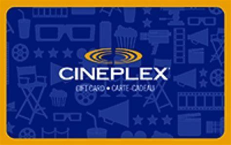 cineplex gift card 10 cineplex gift card tellwut com
