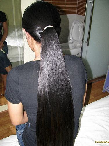 silky long black hair longhairart long healthy hair black silky shining ponytails a gallery on flickr