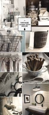 Antique Laundry Room Decor Vintage Laundry Room Decor Myideasbedroom