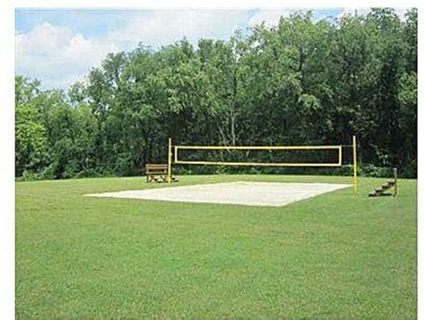 Backyard Beach Volleyball Court Can T Wait Country