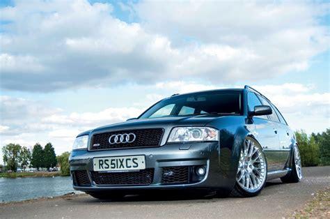 Audi A6 / R6 / RS6 C5 generation club 2003 Audi RS6 C5 deep tuning 573ps Drive