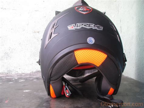 Helm Jpx Visor Review Helm Jpx Supreme Visor Ada Harga Ada Rupa