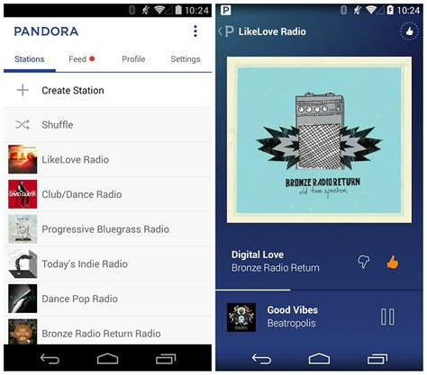 pandora app for android best apps for chromecast and chromecast audio androidpit