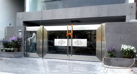 Metal Homes by Stainless Steel Gate Call 91 8510070061
