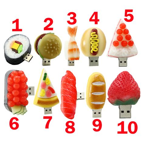 Flash Disk Cheese Cake Strawberry 16gb usb cake promotion shop for promotional usb cake on