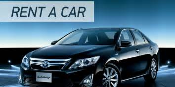 Car Rental Rent A Car