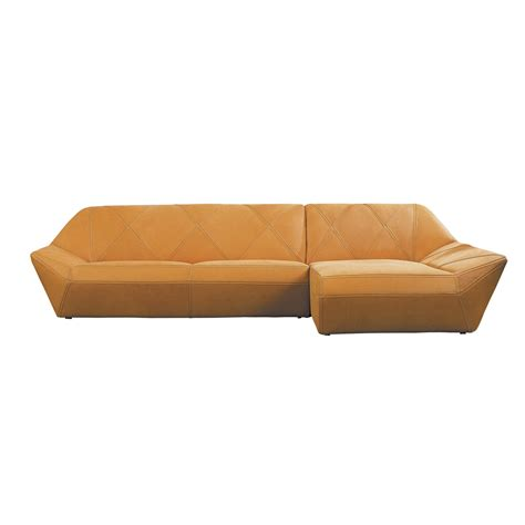 diamante chaise sofa beyond furniture