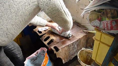 How To Make Paper From Sawdust - make briquettes from newspapers sawdust wvo to heat