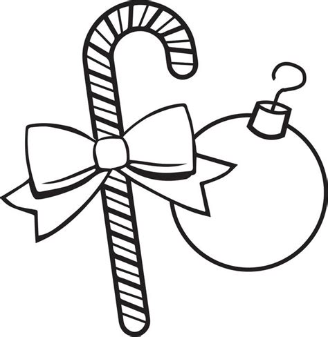 round christmas ornament coloring page free printable christmas ornaments coloring page for kids 3