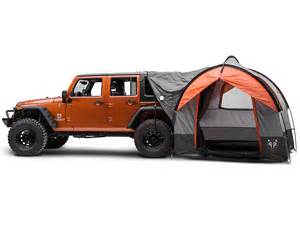 Jeep Wrangler Unlimited Tent Rightline Gear Wrangler Gear Tent With Vehicle Attachment