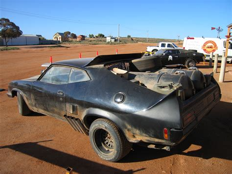 mad car silverton mad max country not your average engineer