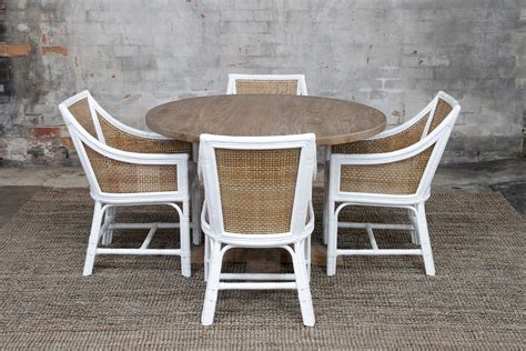lenox dining chair naturally rattan and wicker
