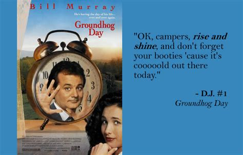 groundhog day radio quote radio quotes quotesgram