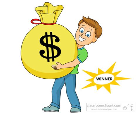 People Winning Money - win money clipart clipartfest win win situation clipart clipart win and stick