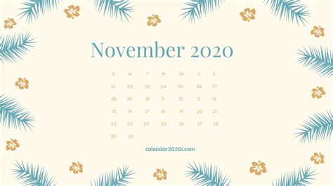november  calendar wallpapers top  november  calendar backgrounds wallpaperaccess