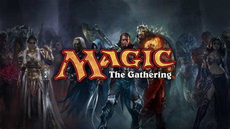 The Magic Of geeking out magic the gathering bookmans