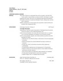 Sle Resume For Housekeeping by Courier Logistics Resume Sales Logistics Lewesmr