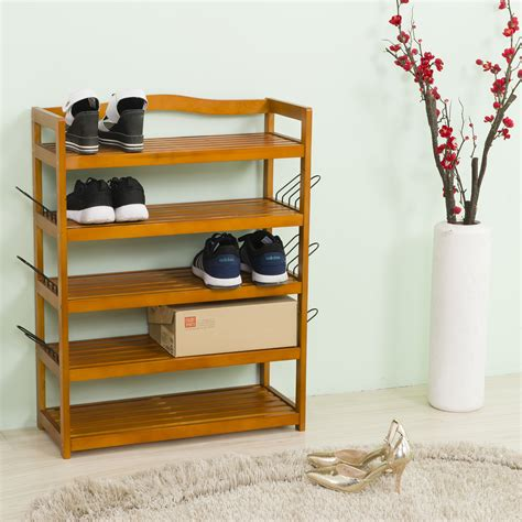 Rack Room Shoes Return Policy by Wooden Shoe Storage Rack Shoe Organiser Shoes Storing