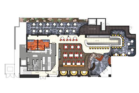 light nightclub floor plan restaurant nightclub design fenh on behance