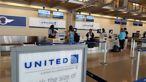 check in united airlines united airlines u s takeoffs halted on automation issues