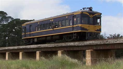 doodlebug railroad western line doodlebug 58rm to ararat australian trains