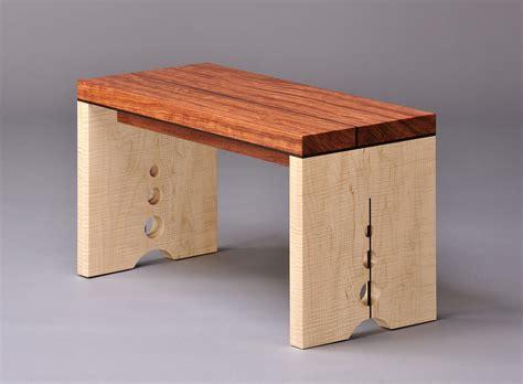 custom benches slab bench john lomas custom furniture