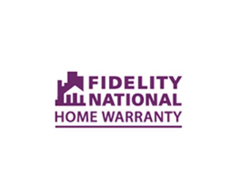 fidelity home warranty plan fidelity national home