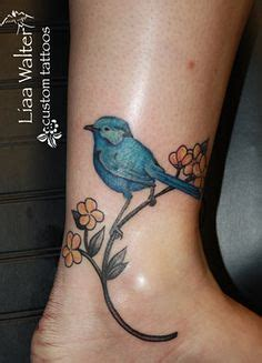 blue wren tattoo designs wren designs