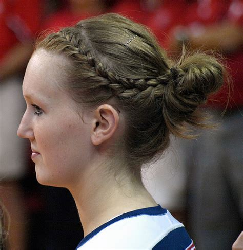 volleyball hairstyles braids volleyball hair styles flickr photo sharing