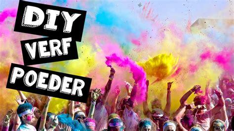 color run powder diy diy color powder gekleurde holi poeder color run