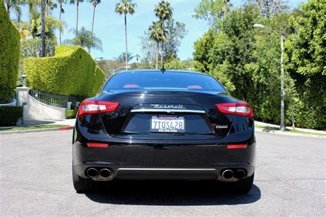 Maserati Rental by Rent A Maserati Ghibli Centurion Lifestyle