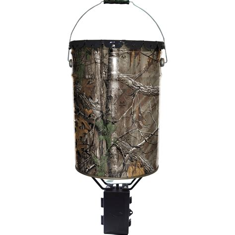Wildgame Corn Feeder Wildgame Innovations Quik Set 50 Feeder With Photocell