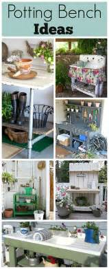 inexpensive potting bench 17 best ideas about potting station on pinterest garden